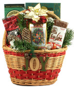 Season of Blessings Holiday Gift Basket Small