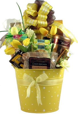 Easter Celebrate Gift Basket