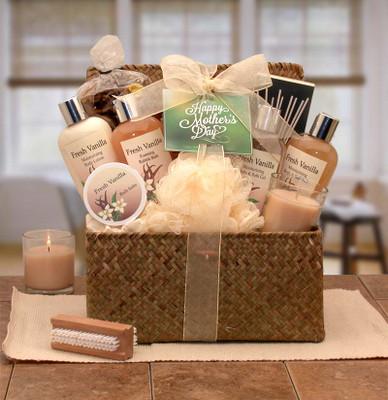 Fresh Vanilla Bliss Gift Chest For Mom