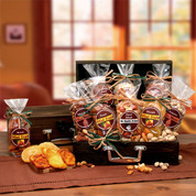 Healthy Fruit and Nuts Gift