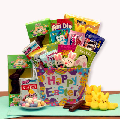 Kids Easter Snack Gift