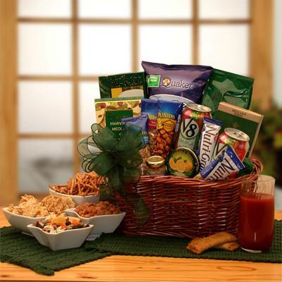 Healthy Gourmet Gift Basket
