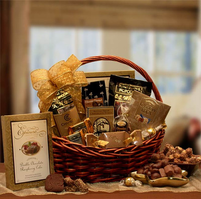 Chocolate Passion Gift Basket