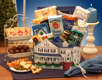 Home Sweet Home Gift Basket