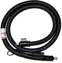 Hose pictured is for reference only. Please reference part # for accurate ordering.
