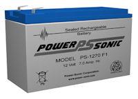 12 Volt 7.0AH SLA Battery