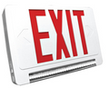 LED Combo Emergency Exit Sign