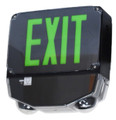 L-CWLEZXTEU1GB - Wet Location All LED Green/Black Combo