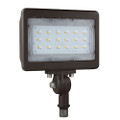 30W LED Flood Light with Knuckle Mount