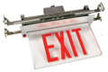 New York Exit Sign