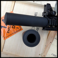 Convex Barrel Shroud AR 15