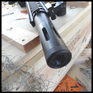 Concave Ported Barrel Shroud AR 15
