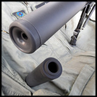 Concave  Barrel Shroud AR - 15