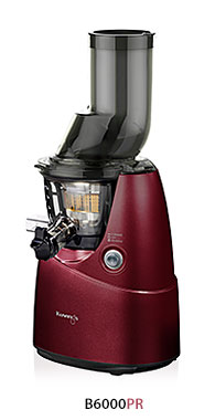Kuvings Whole Slow Juicer Red B6000PR - Energise your life