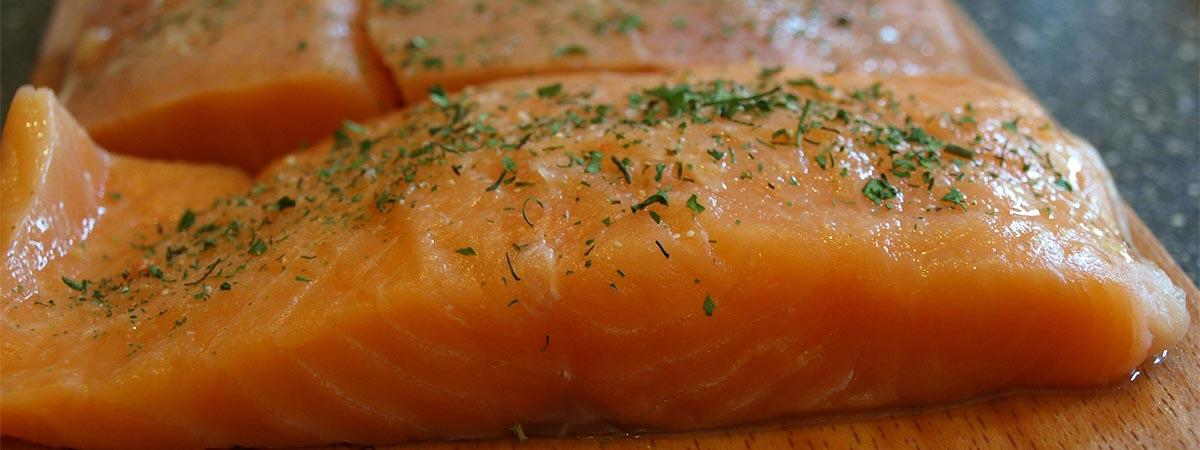Salmon Fillet Image