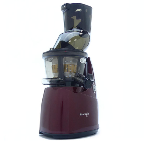 Kuvings B8200 Whole Slow Juicer in Red
