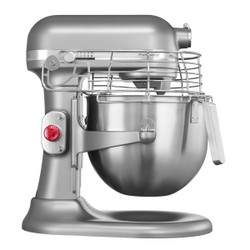 6.9 L Professional Stand Mixer in Silver