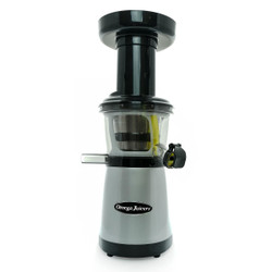 Omega VRT452 HDS Slow Juicer in Silver