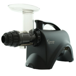 Omega Sana EUJ-606MB Juicer in Black