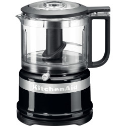 KitchenAid Mini Food Processor in Onyx Black