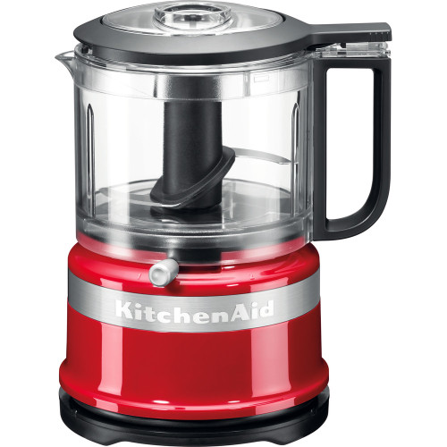 KitchenAid Mini Food Processor in Empire Red