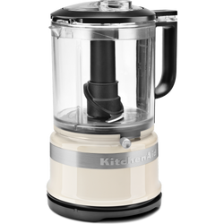 KitchenAid 1.2L Food Processor in Almond Cream