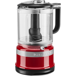 KitchenAid 1.2L Food Processor in Red - 5KFC0516BER