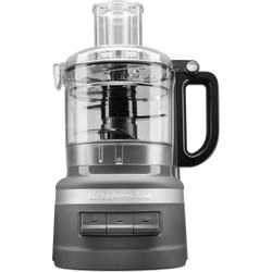 KitchenAid 2.1L Food Processor in Charcoal Grey