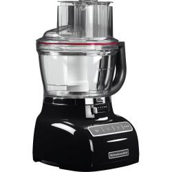 KitchenAid 3.1L Food Processor in Onyx Black