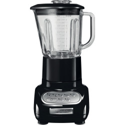 KitchenAid Artisan Blender with Culinary Jar in Onyx Black