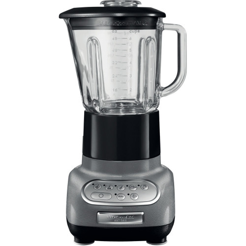 KitchenAid Artisan Blender with Culinary Jar in Medallion Silver