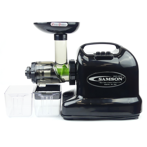 Samson 6 in 1 Juicer GB 9002 in Black