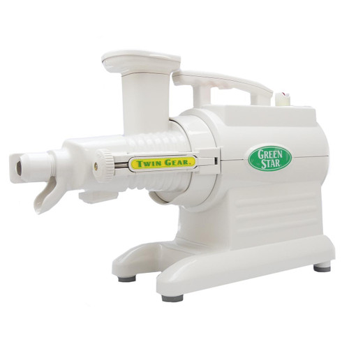 Green Star GS 2000 Twin Gear Juicer