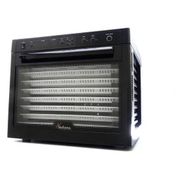 Sedona 9 tray digital food dehydrator