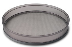 Stockli stainless steel mesh tray