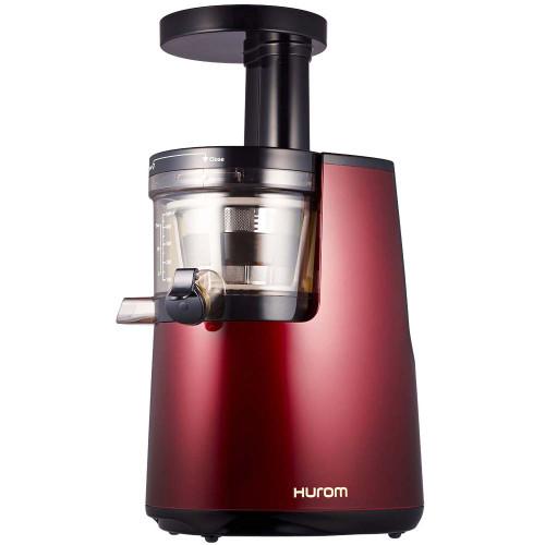 Hurom HU 700 Slow Juicer Premium HH Series Red Burgundy HH-DBG06