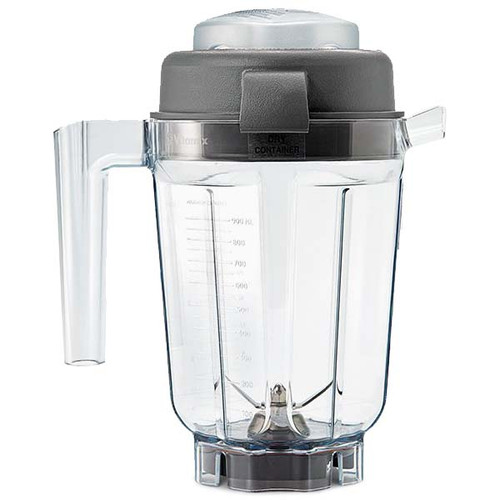 Vitamix 0.9 Litre Dry Blade Container with Lid