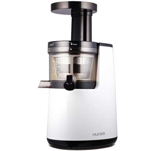 Hurom Slow Juicer Ha Series : Hurom HU 700 Slow Juicer Premium HH Series Pearl White - Energise your life