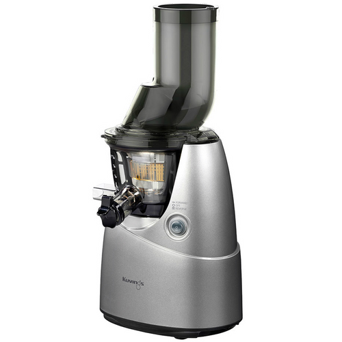 Greenis Slow Juicer Silver Review : Kuvings Whole Slow Juicer Silver B6000S - Energise your life