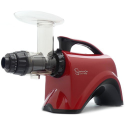 Omega Sana EUJ-606R Juicer in Red