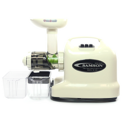 Samson 6 in 1 GB 9001 Juicer in Ivory