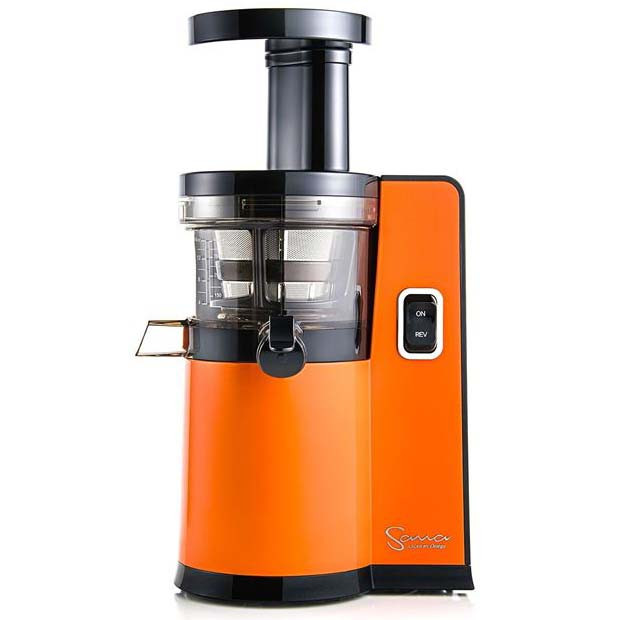 Omega Sana EUJ 808 Juicer in Orange