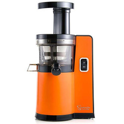 Omega Sana EUJ-808 Juicer in Orange