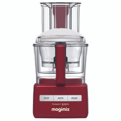 Magimix 3200XL Compact Systeme in Red