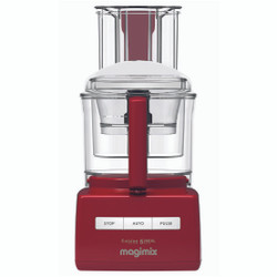 Magimix 5200 XL Cuisine Systeme in Red
