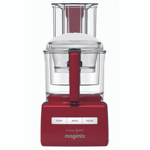 magimix 5200 xl premium in red energise your life