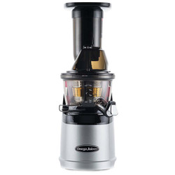 Omega MMV702 Mega Mouth Slow Juicer in Silver