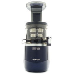 Hurom H-AE Alpha+ Slow Juicer in Navy Blue