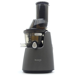 Kuvings C9500 Wide Feed Juicer in Glossy Gunmetal