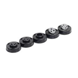Samson Nozzle Set x 5 (Black)